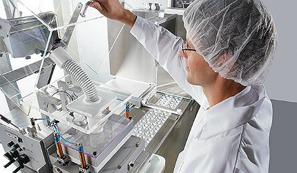 Almac (Almac Group) US Ireland packaging commercial pharma pharmaceutical drugs