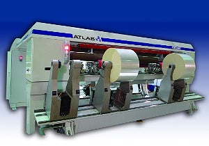 The next generation Atlas CW3600 Series slitter rewinder