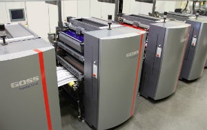 The new Goss Packaging Technology Center – with a fully operational Sunday Vpak web offset press system – will serve as a resource for press demonstrations, testing and cooperative programs for packaging producers, brand owners and equipment suppliers.