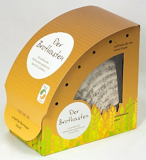 Compostable Window Pack Helps Keep Bread Fresher for Longer