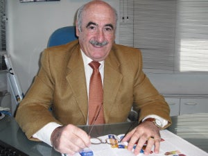 Mr. Gustavo Virginillo, managing director of Coras do Brasil, who now represents Atlas and Titan slitter rewinders in Brazil