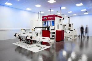 The investment in this new machinery adds to the company's existing capabilities
