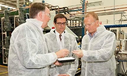 Plantic Technologies' Altona Plant, Melbourne, Victoria