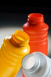Incoplas light-weighted bottles