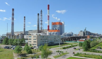 Mondi Syktyvkar Pulp and Paper Mill Modernisation