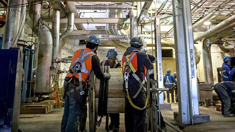 kruger pm 10 rebuild staff