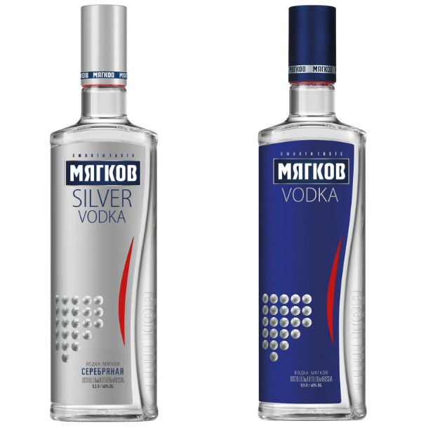 vodka labels