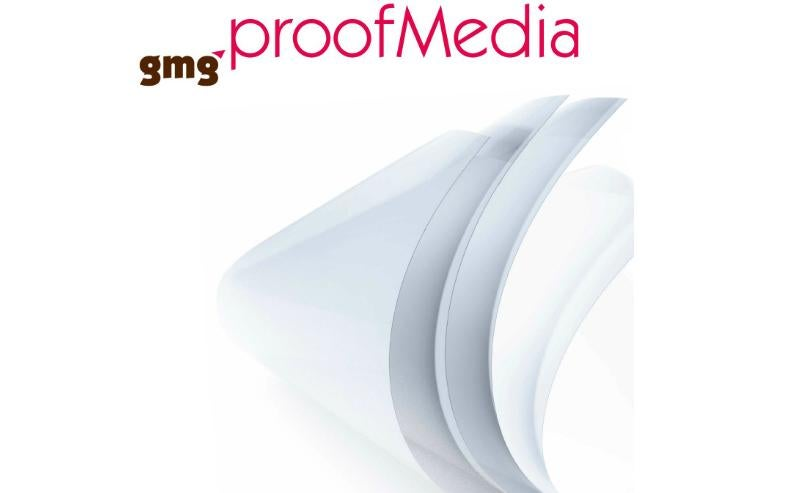 proofmedia curved graphic