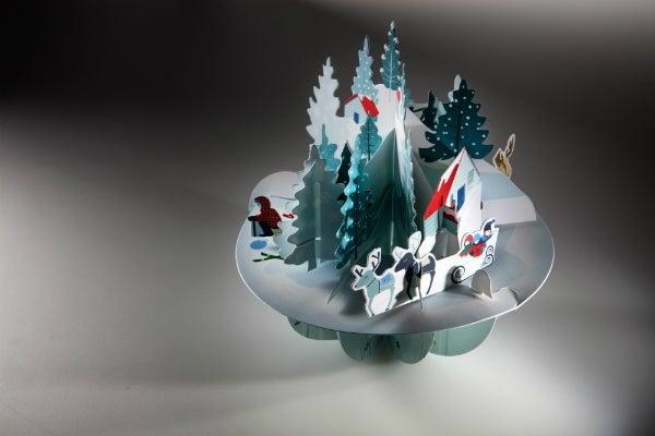 Iggesund Christmas card