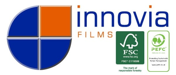 Innovia Films' Chain of Custody certification