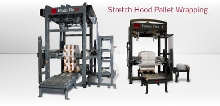 Lachenmeier stretch hood wrapping