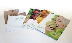 MMK liner brochures