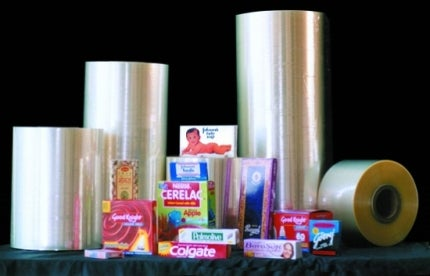 Print lamination PVC films