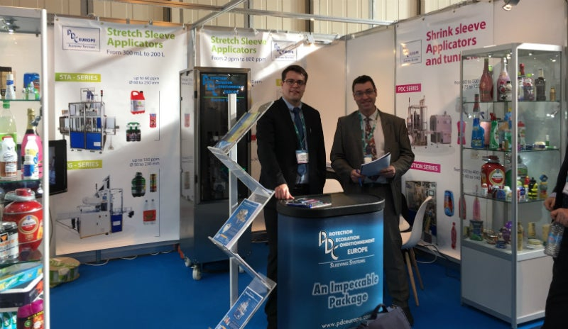 pdc europe, packaging innovations