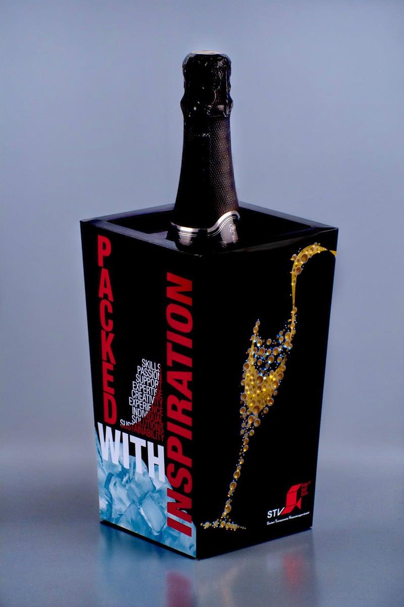 bottle in presentation box