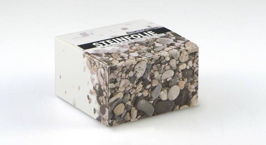stone film box