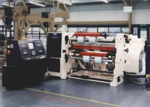 Sales of the TITAN SR6 duplex slitter rewinder (1990-2000) were the most successful in the history of TITAN.