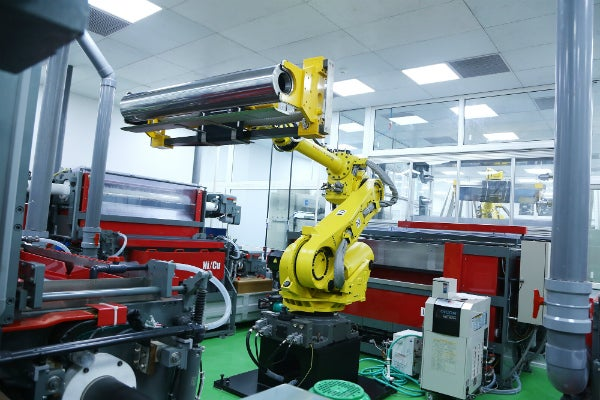 automatic robotic arm