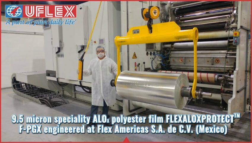 pet alox speciality film