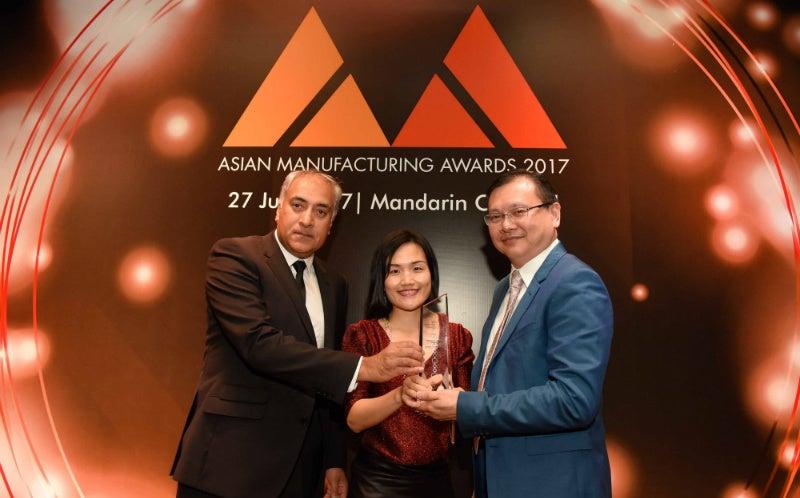 essentra asian manufacturing award