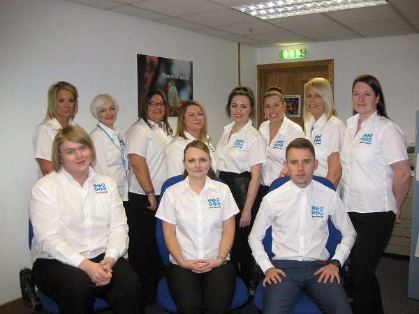 linpac customer service team