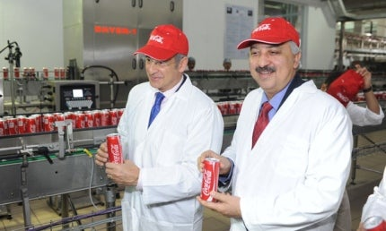 Coca-Cola's 57th bottling facility in India