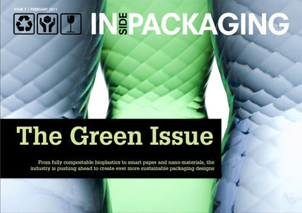 The Green Issue: We look at trends in sustainable packaging