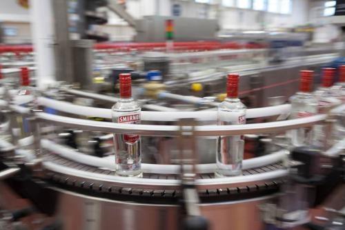 Diageo_bottling facility