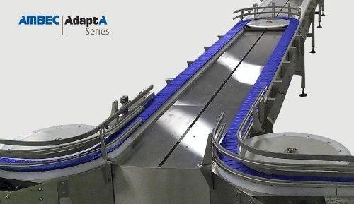 AMBEC AdaptA Series Accumulation Conveyor