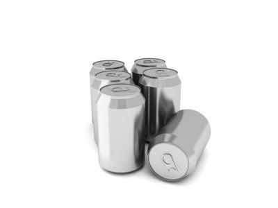 Aluminium Drink Cans