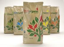 Coffico_Leaf Organic Packaging
