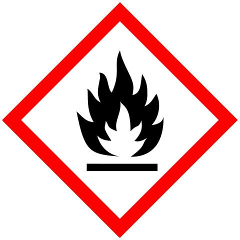 GHS Pictogram Flamme