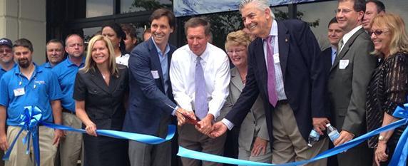 Niagara_Bottled water facility opening
