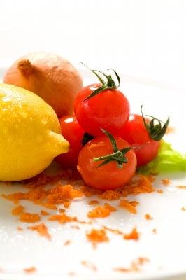 Lettuce And Vegetables Salad