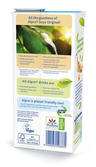 ProTerra Certification labelling mark