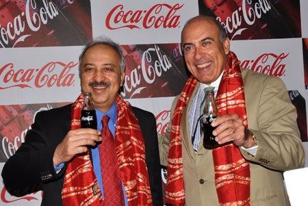 Coca-Cola, bottling partners