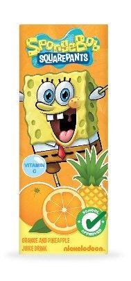 Appy Drinks Sponge Bob_Tetra Pak