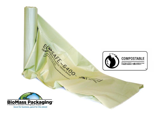 EcoSafe Can Liners