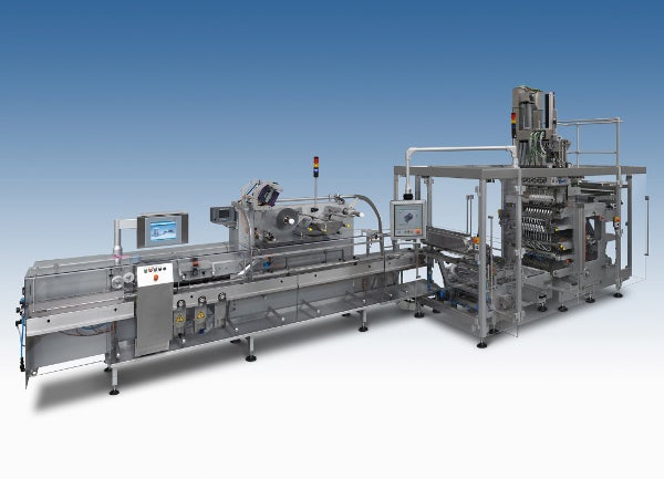 Bosch powder handling system