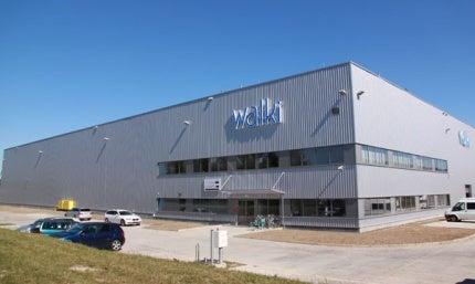 Walki Packaging Plant, Wroclaw